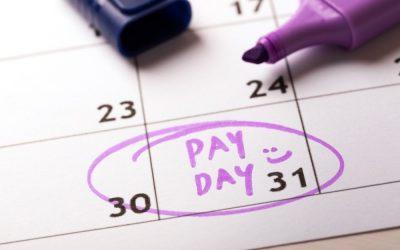 Schorsing en recht op loondoorbetaling